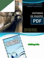 10-Sistemas de Esgoto 2014-1