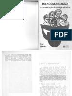 FolkComunicação - A Comunicação Dos Marginalizados