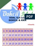 Soal Uji Lcc 2014