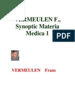 Synoptic Materia Medica 1 Frans Vermulen