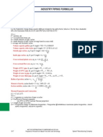 100 Industry Piping Formulas