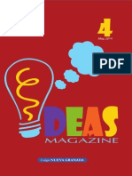 Ideas Magazine 4th Issue