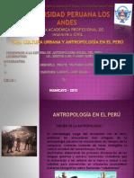 Antropología en El Perú