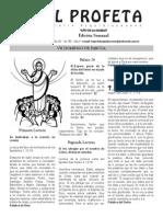 Boletin Arquidiocesano Del 01 de Junio 2014