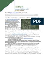 Pa Environment Digest June 2, 2014