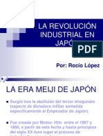 La Revolucion Industrial en Japon