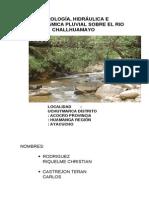 Hidrologiaehidraulica Rio