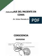 1) Abordaje Del Paciente en Coma