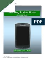 Sony Ericsson Txt Pro Service Manual