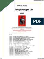 Bercakap Dengan Jin Jilid 1