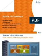 INSTRUCTIONS - Solaris Container Setup Overview