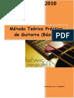 Metodo Teorico-practico de Guitarra