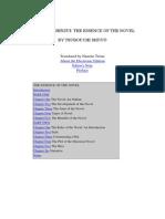 "PDF of Tsubouchi Shoyo's ""The Essence of the Novel"" (translated by Nanette Twine)"