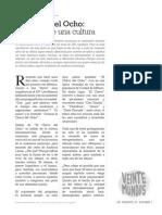 Dia 25-05-2014 - El Chavo Del Ocho- El Reflejo de Una Cultura -Veinte Minutos - Transcricion Del Audio