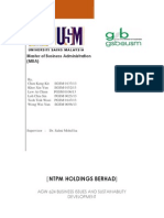 NTPM Holdings Berhad _Mini Project_