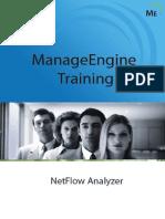 Netflow Analyzer Training