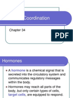 Chemical Coordination (1)