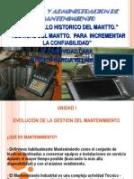 Historia Del Mantto