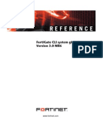 Instructions - Fortigate Cli Reference Mr6