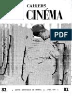 Cahiers Du Cinema 082