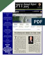 NCPTT 2005 Annual Report