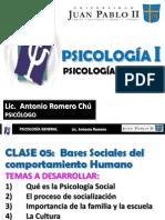 Alumnos - Clase 5 - Bases Sociales de La Conducta (1)