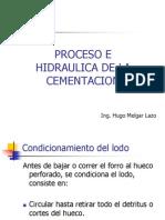 03. Proceso e Hidraulica de La Cementación