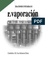 Evaporadores Proyecto I