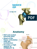Biomechanics of Hip Joint