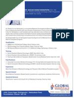 Dr. RKM Profile
