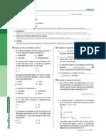 Solucionario Ficha de Evaluacion 3