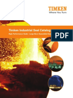 Timken Large Bore Seal Catalog