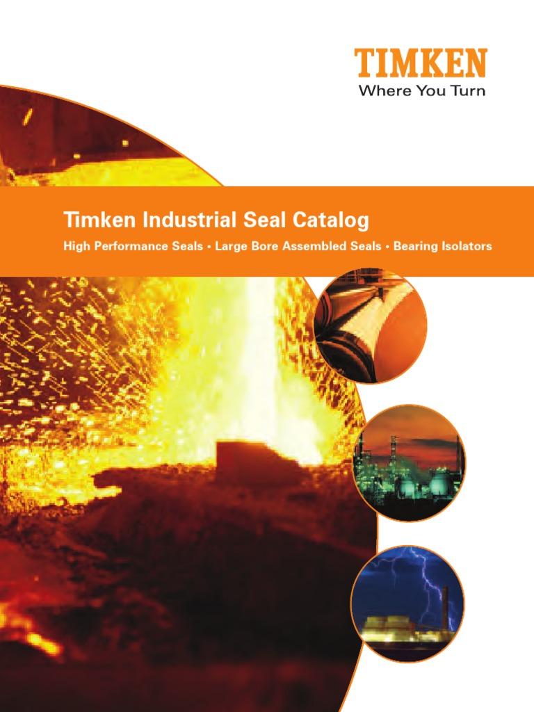 Timken 5796 Wheel Seal