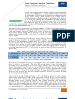 India Venture Capital and India Private Equity Plus China Venture Capital and China Private Equity  Trends and Report  Zpryme 2008