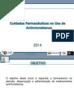 Cuidados Farmacuticos No Uso de Antimicrobianos