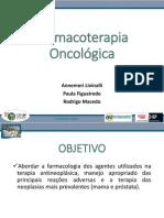farmacoterapia oncolgica-apresentao