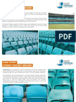 Sydney Cricket Ground Case Study