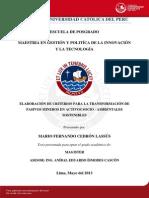 Cedron Lassus Mario Elaboracion Mineros