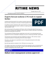 Maritime News 20 May 14