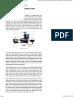 Daftar Harga Mesin Sablon Kaos Digital Terbaru 2014