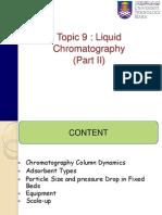 Topic 9-Liquid Chromatography (Part II)