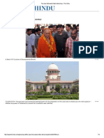 Kesavandana Bharti Case