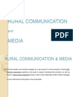 Rural Communication Rm