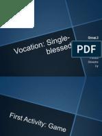 Tredfor Single-Blessed (1)