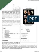 Gastropoda - Wikipedia, La Enciclopedia Libre