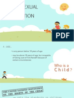 Child Sexual Abuse Prevention