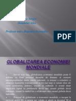 Globalizarea Economiei Mondiale-powerpoint