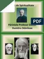 Părintele Staniloae