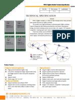 f8913 Zigbee Module Technical Specification
