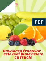 Tutti Frutti - Fructe Pentru Toate Gusturile